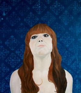 freckles I  60 x 80 cm  Óleo sobre tela  2009
