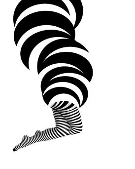 ADD INFINITUM 11×14 in  ilustraciòn  2010