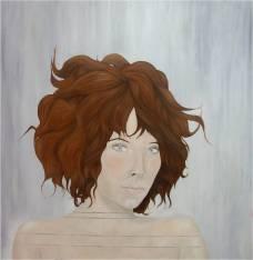 Untitled  1m x 1m  Òleo sobre tela / Oil on canvas
