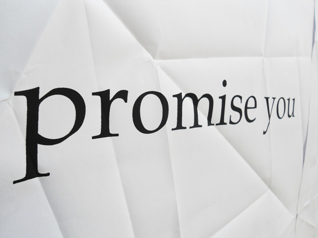 The many ways to bend a promise detail ch